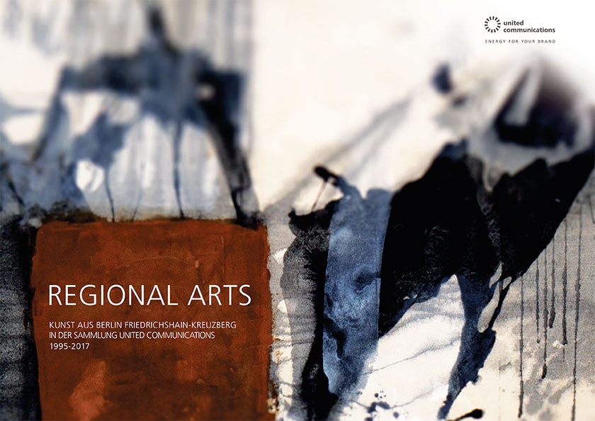 united communications GmbH Kunstkatalog 2017