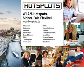 Berliner Start-Up Hotsplots
